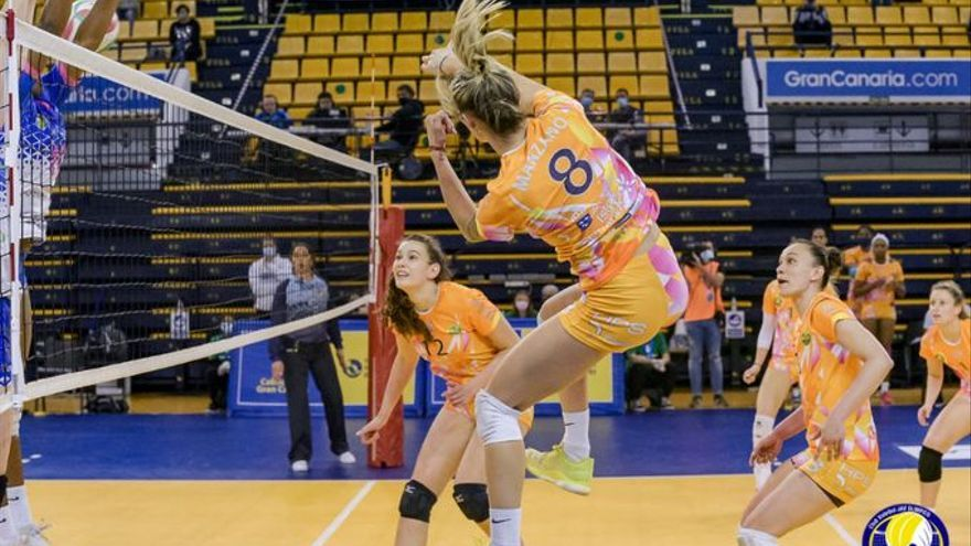 Directo | CV 7 Palmas - Feel Volley Alcobendas