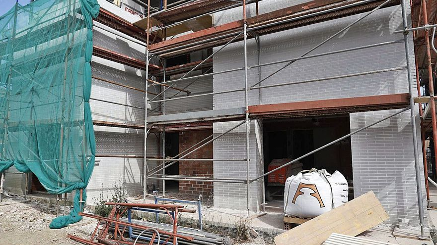 L'edificació a Girona s'acosta als nivells d'abans de la pandèmia