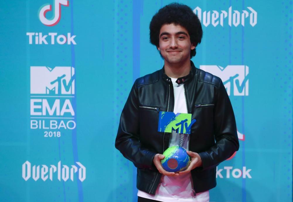 EMA Generation Change nominee Mohamad Aljounde ...
