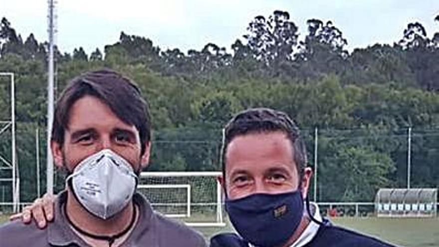 Tinto acepta la oferta del Cuntis tras su regreso de Orlando