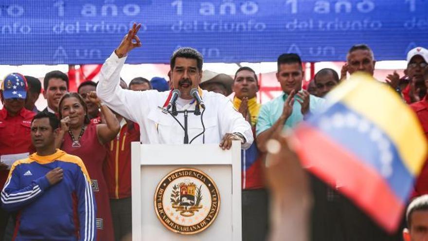 El chavismo, con vía libre para retomar el control del Parlamento venezolano
