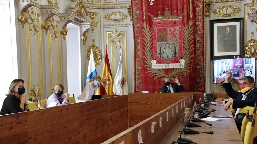 Las Palmas de Gran Canaria vuelve a suspender siete tasas y aplaza el pago de los tributos
