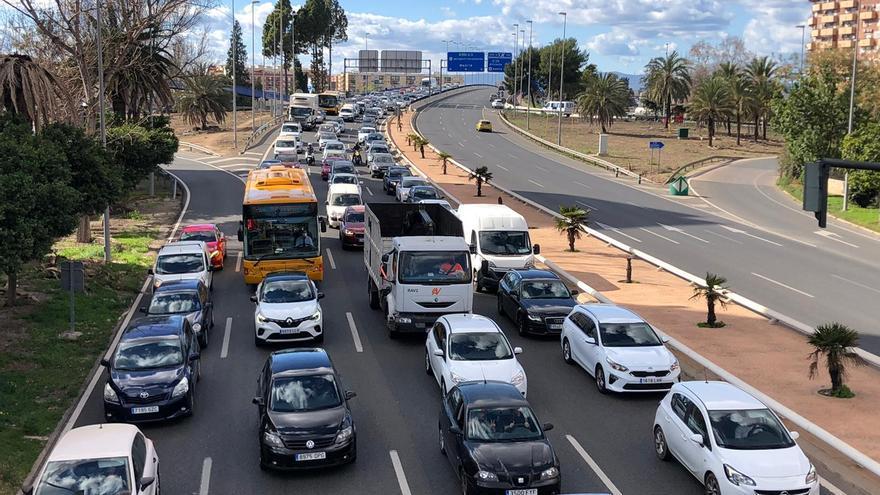 Las grandes ciudades de la Comunitat Valenciana vuelven a cerrarse este fin de semana