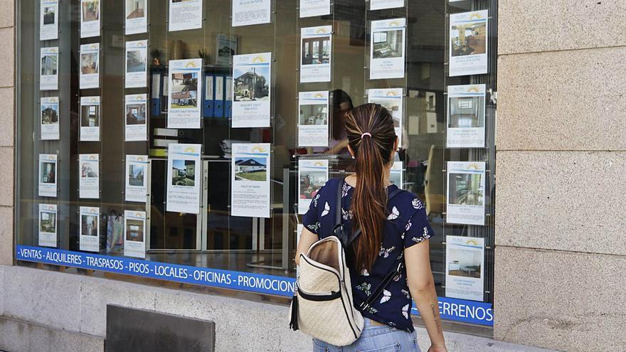 La demanda de ayudas a la Xunta para pagar el alquiler se dispara tras la crisis del COVID