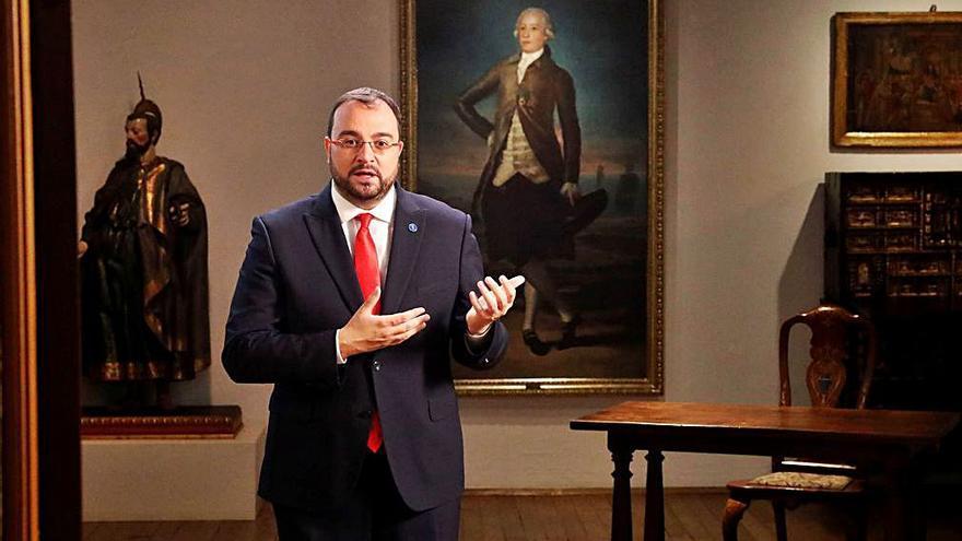 """Barbón iniciará """"en pocos días"""" contactos para la reforma del Estatuto y la oficialidad"""