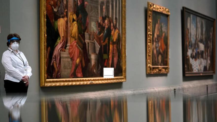 El Prado reabre sus puertas a través de 'Reencuentro'