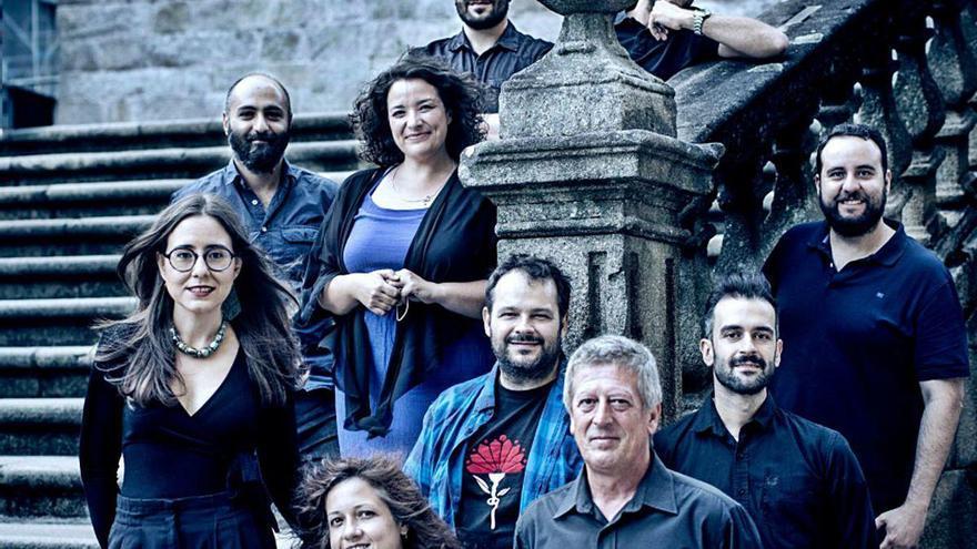 Fuliada na Vila, jazz e tradición