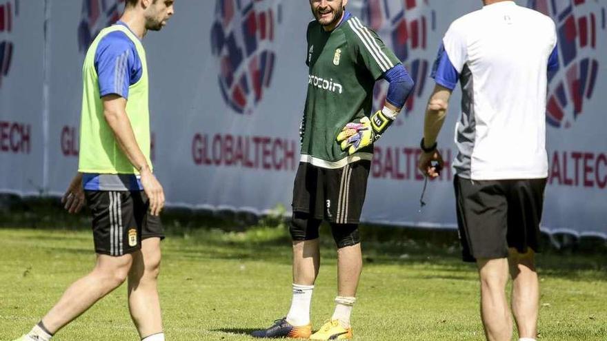 Juan Carlos está disponible y Michu continúa al margen del equipo