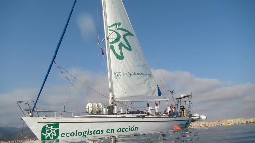 El 'Diosa Maat' navegarà per aigües valencianes