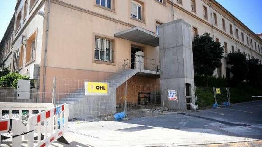 La residencia pública universitaria abrirá con tarifas de 100 a 195 euros al mes