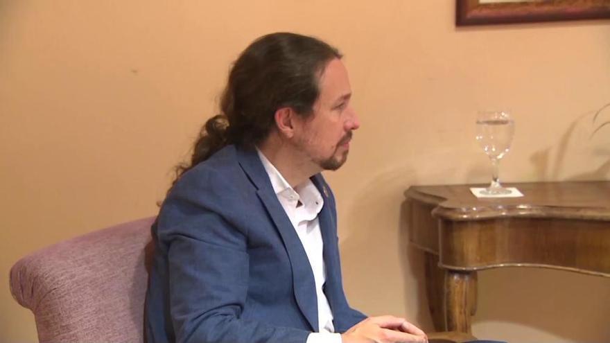 PSOE e independentistas salvan a Iglesias de comparecer en el Congreso