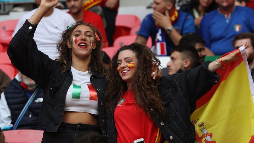 La opinión del día sobre el Oviedo, el Sporting y la Eurocopa: Punks vestidos de Armani