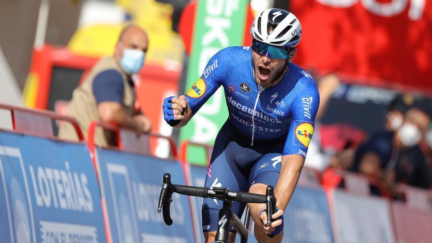 Ganador de la etapa 13 de la Vuelta a España 2021: Florian Senechal