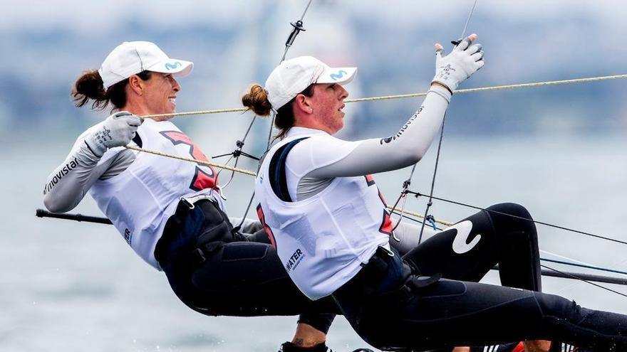 Echegoyen gana el pulso olímpico