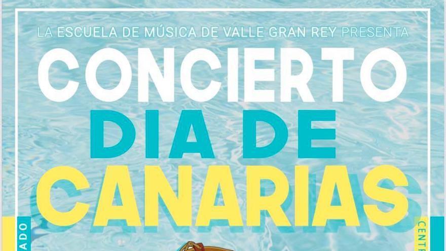 Concierto del Día de Canarias a cargo de la Asociación Musical Nuestra Señora
