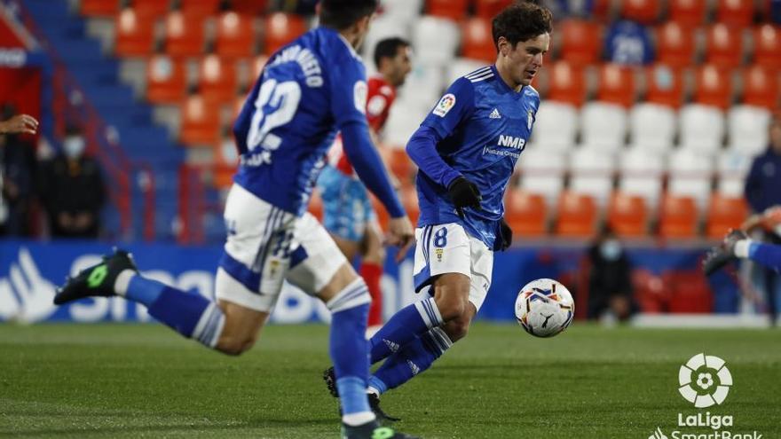 EN DIRECTO: El Oviedo domina sin el premio del gol (0-0)