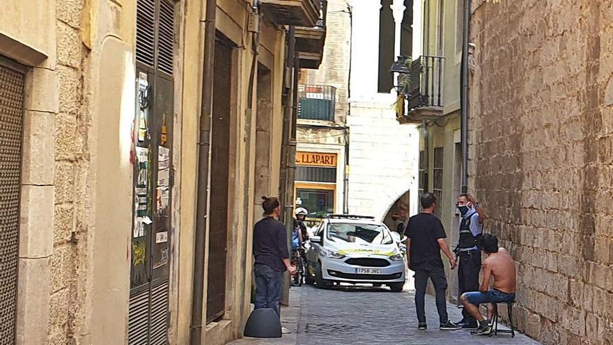L'Ajuntament pressiona perquè la  Generalitat expulsi els ocupes d'un local