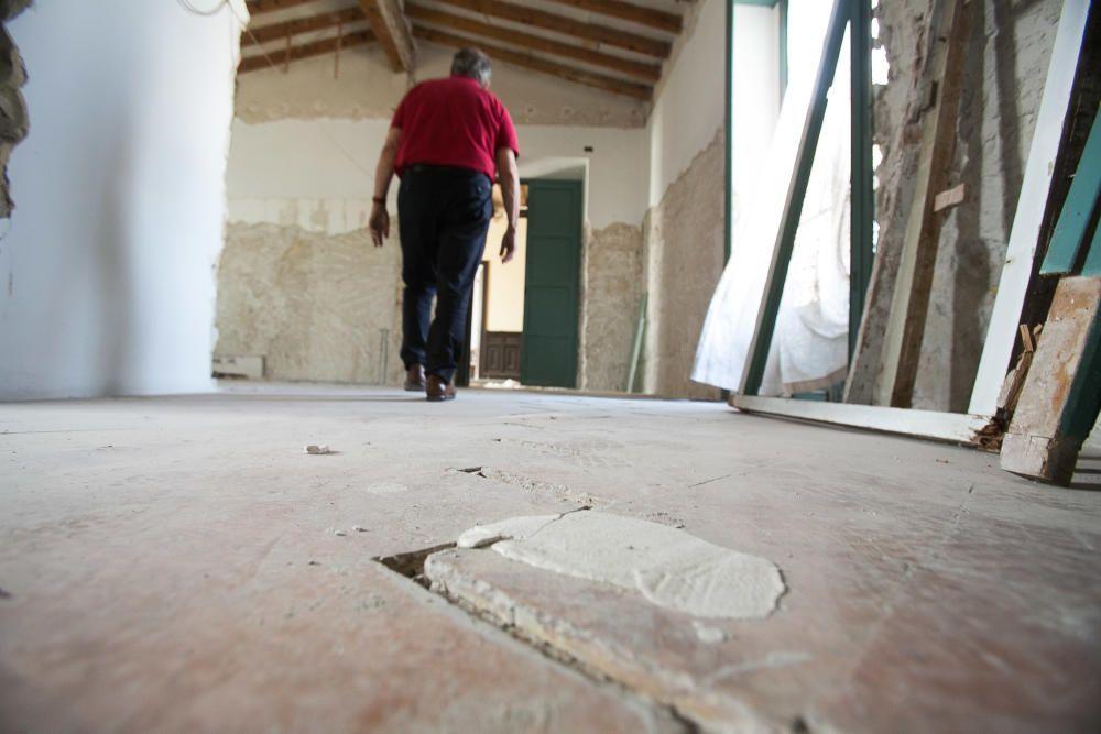 Restauración de Torre Juana