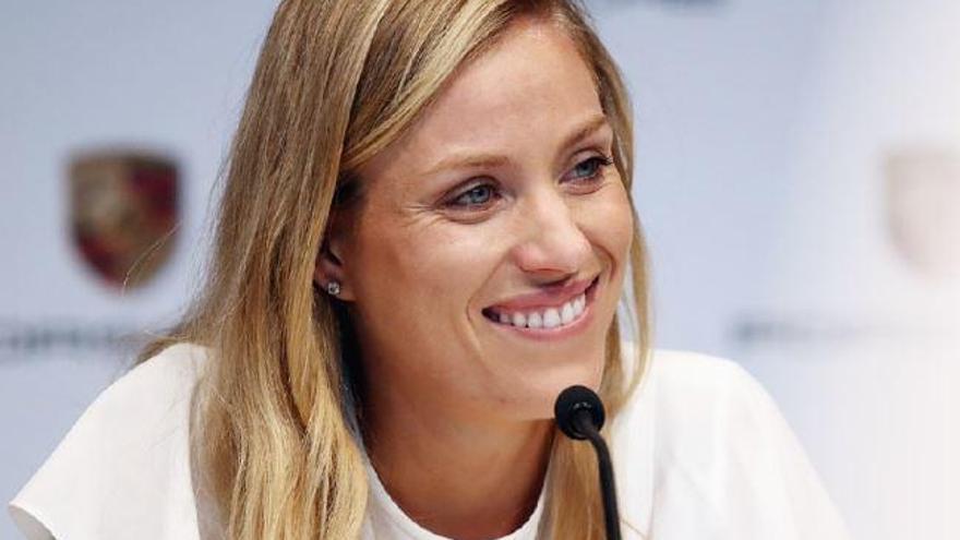 Tennisstar Angelique Kerber will es noch einmal auf Mallorca versuchen