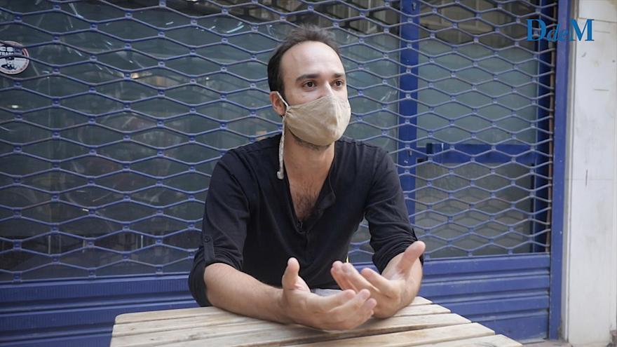 """Miguel Eek: """"El cine documental más rico no nace con la intención de sensibilizar o de cambiar el mundo"""""""