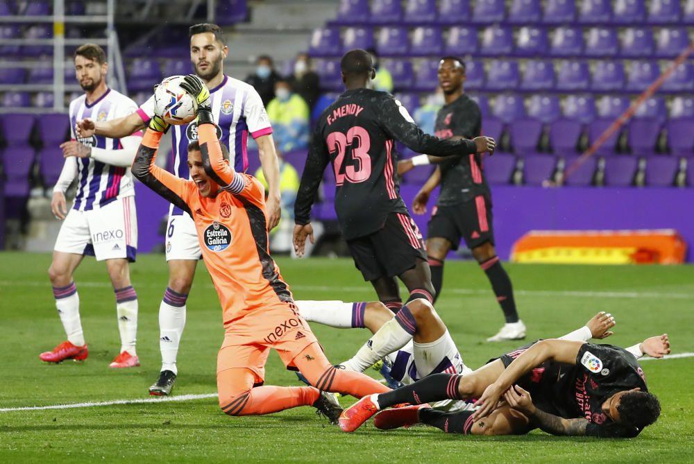 LaLiga Santander: Real Valladolid - Real Madrid.