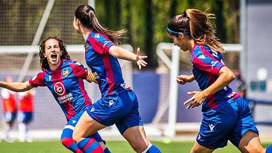 Un doblete de María Méndez lleva al Levante a las semifinales