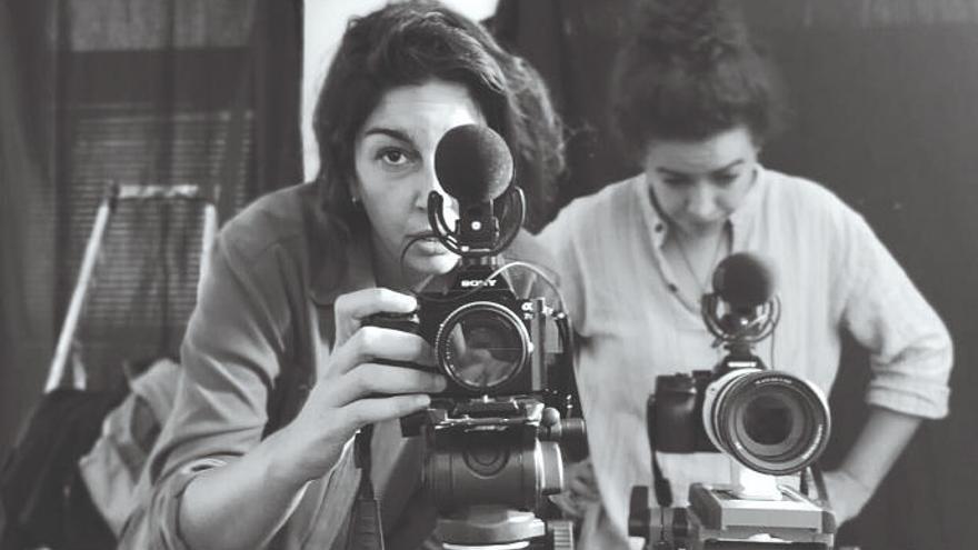La cineasta Alba González de Molina Soler