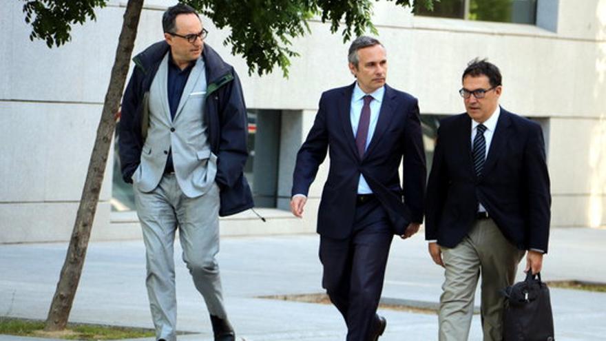 El jutge investiga la relació de dirigents del procés amb un suposat espia rus