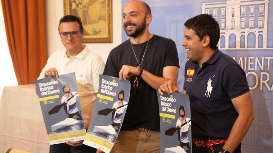 Piragüismo Zamora | El concejal de Deportes considera injustificadas las protestas de los clubes