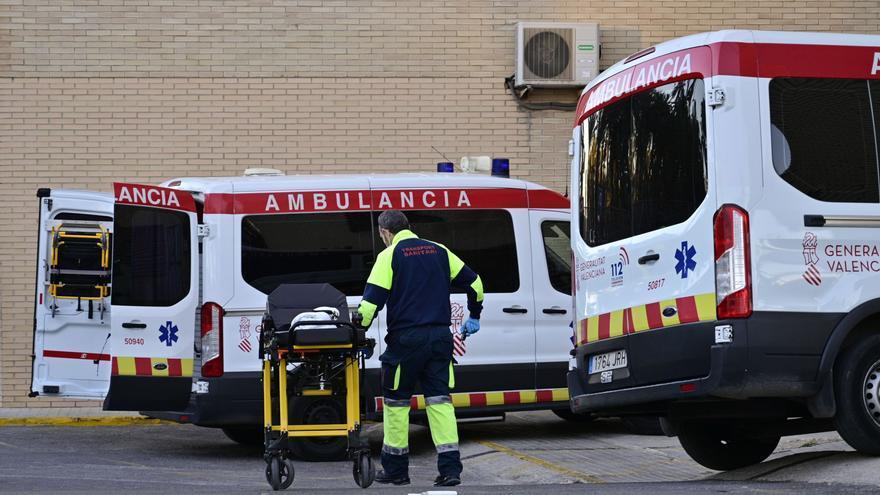 Fallece un trabajador al caer al vacío en Elche