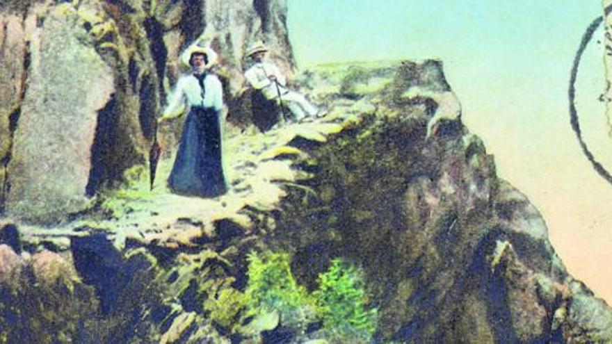 Recorrido histórico por la actividad turística de las Islas