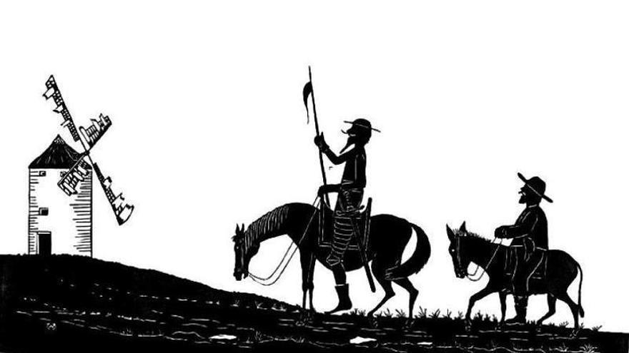 Una edición diferente del 'Quijote'