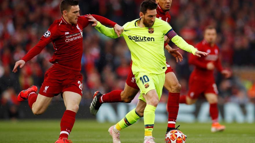 Champions League: Liverpool - FC Barcelona