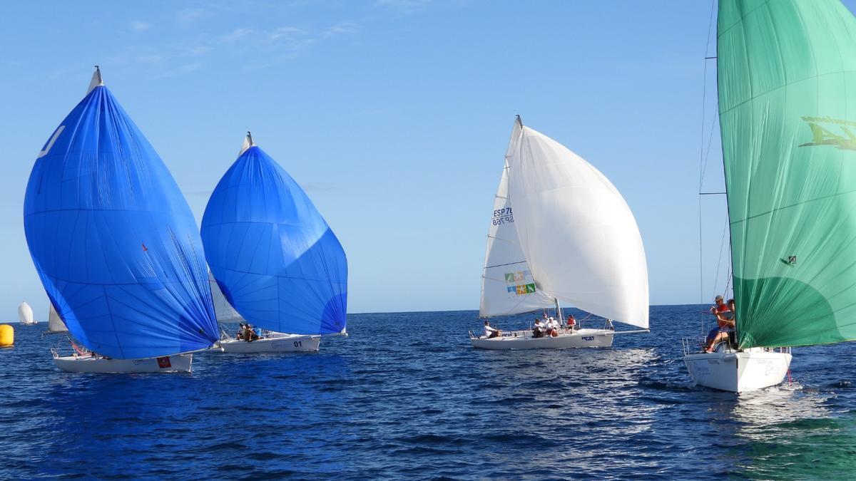 XIII SAR Princesa Alexía Trophy - Canary Islands J80 Championship