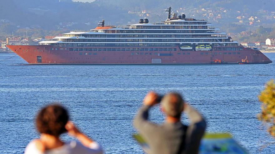 """Oaktree saca Barreras al mercado y proyecta rematar el crucero """"Evrima"""" fuera de España"""