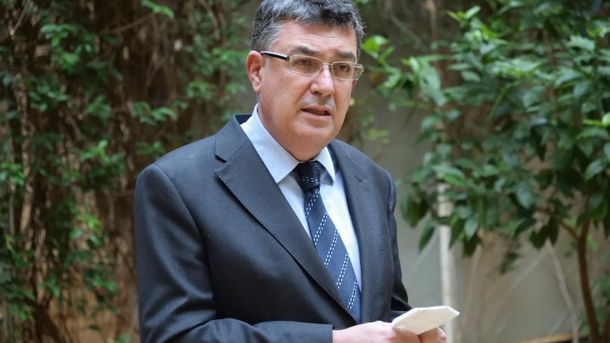 El presidente de las Cortes aboga por una convocatoria electoral única en la Comunidad