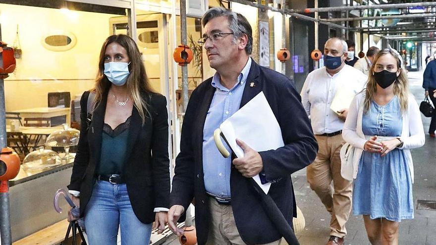 """El PP destituye a Asenjo por """"deslealtad"""" y Pumariega será la portavoz municipal"""