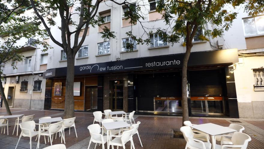 Tres policías locales de Zaragoza resultan heridos en un forcejeo en la sala Garden