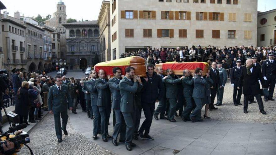 Funerales de los crímenes de Teruel
