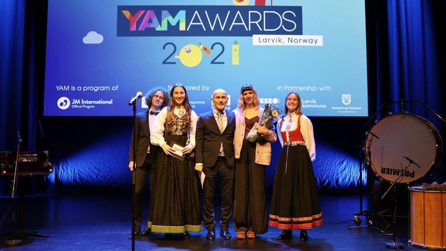 La Nova Orquestra de Cambra de l'Empordà guanya dos premis a Noruega