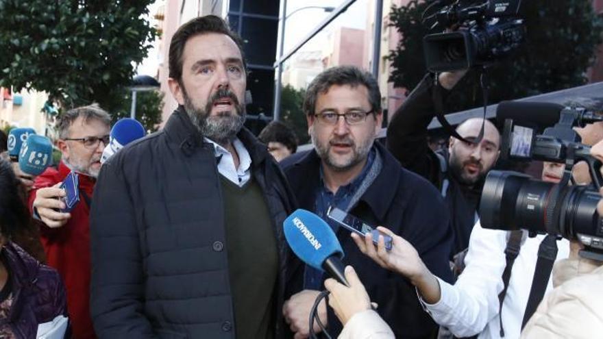 El jurado absolvió a Miguel López porque nadie le vio y no hay pruebas de que disparara