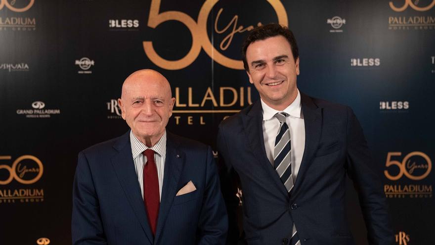 Palladium Hotel Group propone recuperar las celebraciones pendientes
