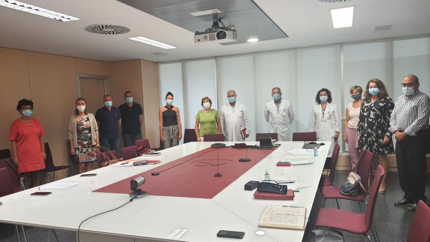 Reunión periódica en Crevillent