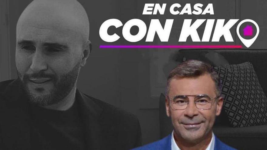 Kiko Rivera se hace presentador y entrevista a Bertín Osborne y a Jorge Javier Vázquez