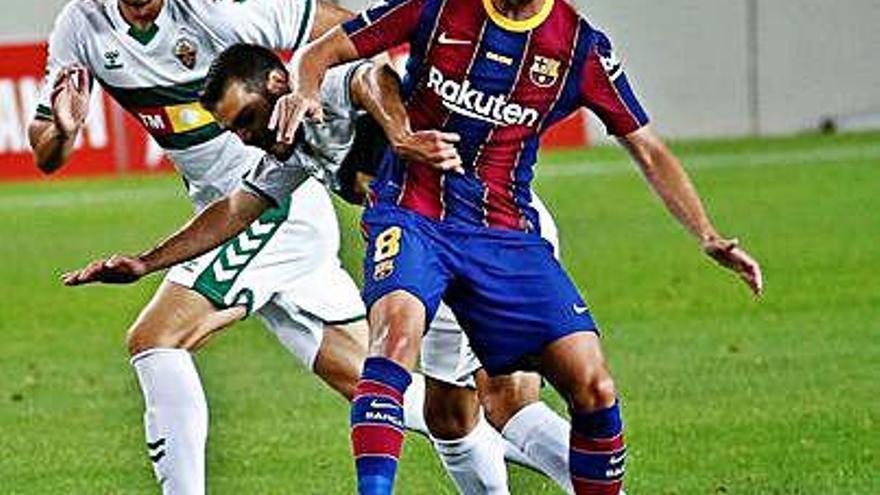 Pjanic debuta con el Barcelona y Koeman descarta a Riqui Puig