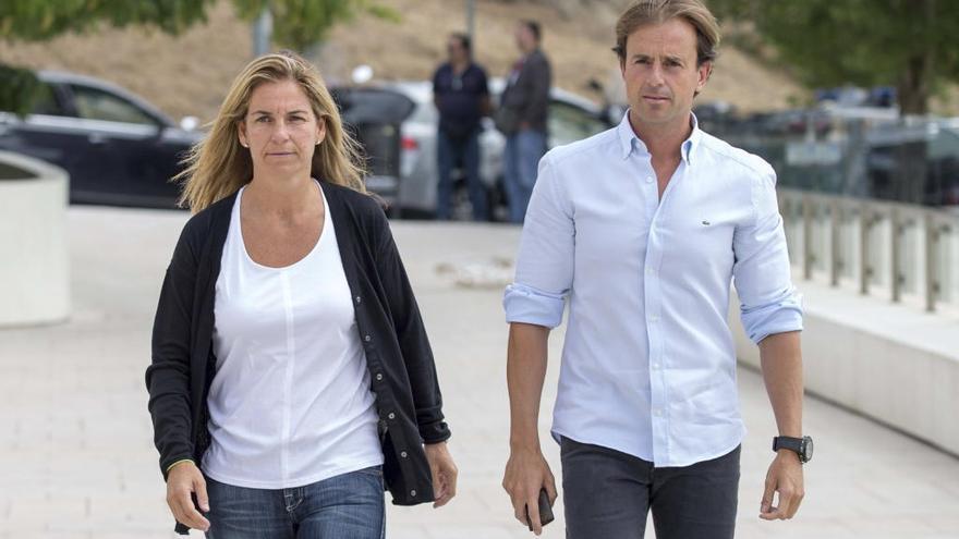 Arantxa Sánchez Vicario y Josep Santacana se divorcian en España