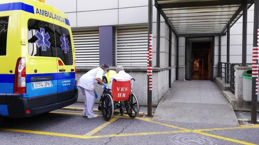 Sanidade estudia más restricciones en Pontevedra por el elevado número de positivos