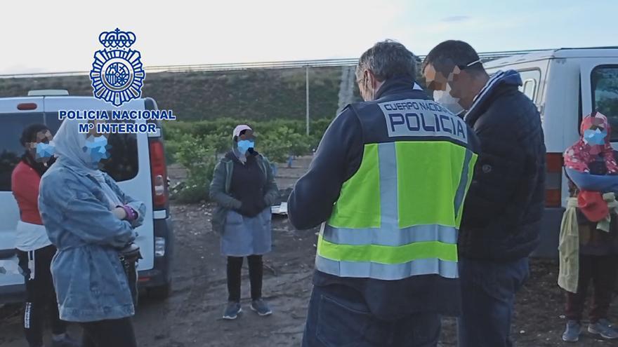 Detenidos capataz y encargado de una finca de Jumilla por abuso sexual