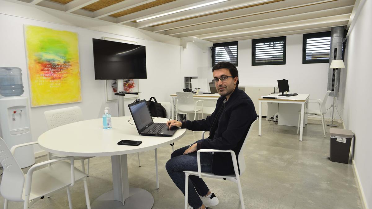 Rubén Martínez. Profesor de educacion primaria
