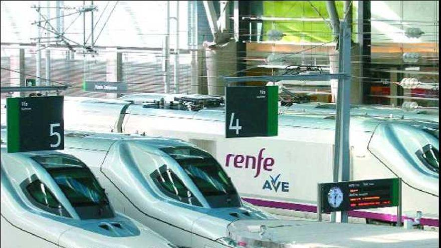 Adif y Adif Alta Velocidad publican una convocatorias de empleo público con 1.690 plazas
